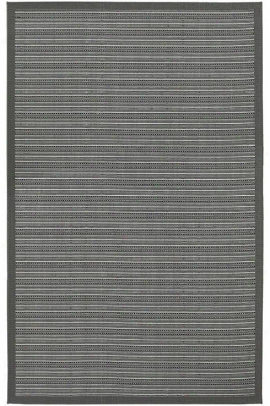 """twill Area Rug - 3'7""""x5'5"""", Coast /grey"""