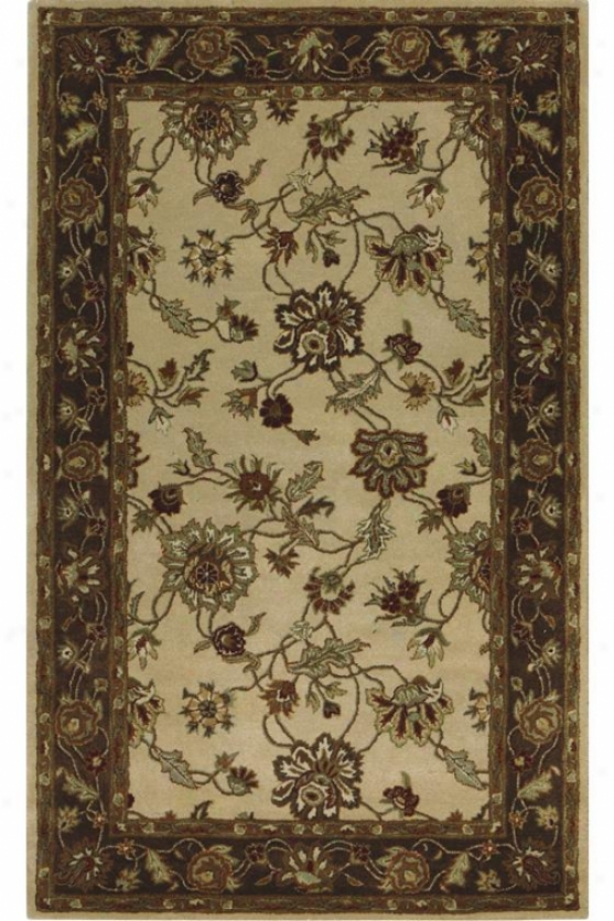 York Area Rug - 3'x5', Gold