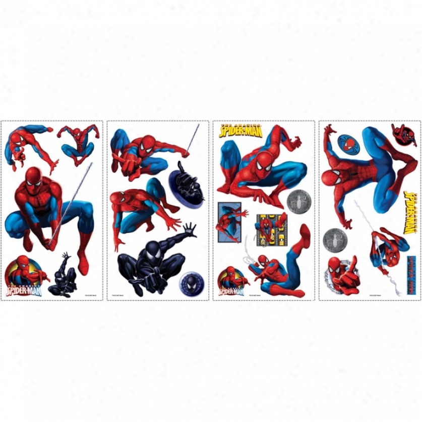 Amazing Spider-man Wall Decals