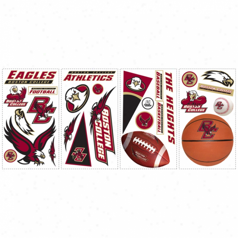 Boston College Wall Decals