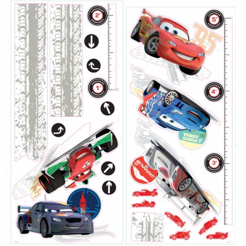 Cars 2 Growth Chart