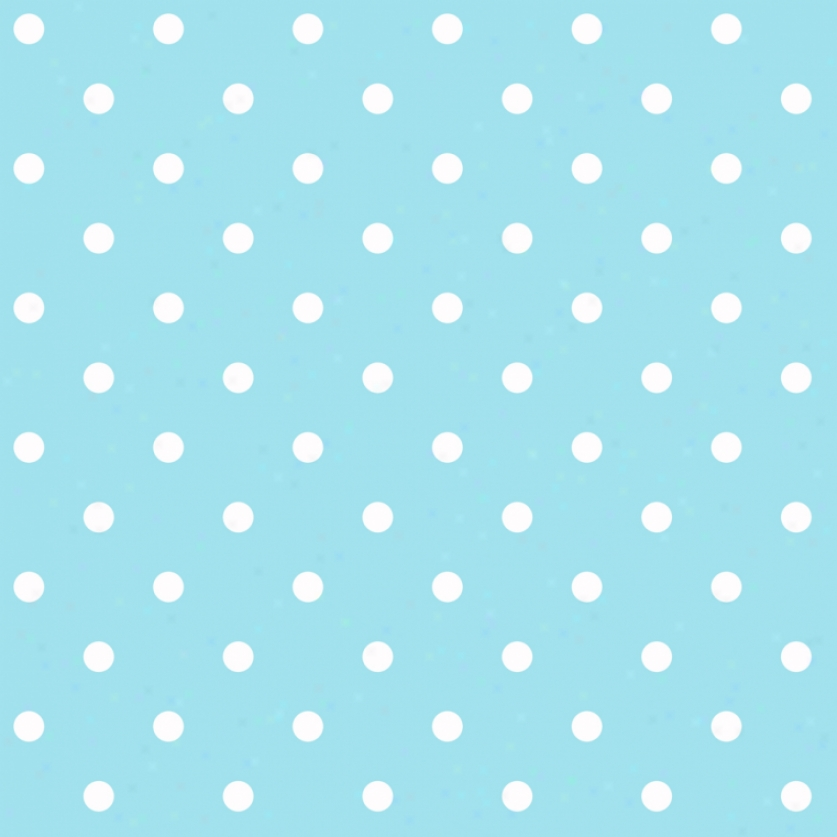 Dots Aqua & Of a ~ color Wallpaper