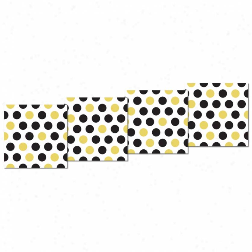 Dots Peel & Stick Foam Tiles