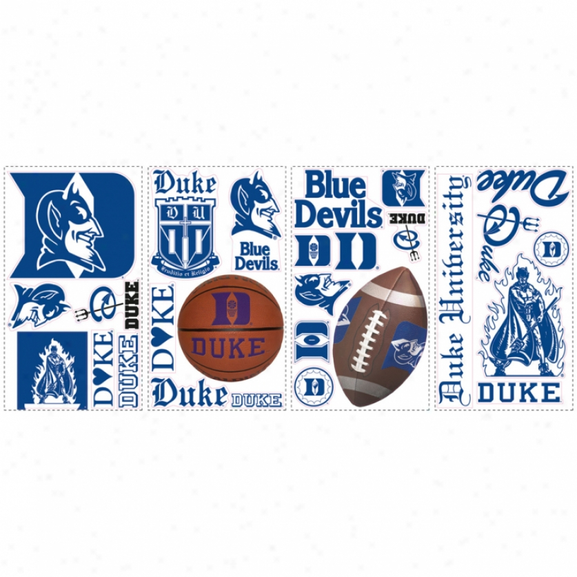 Duke University Wall Decals