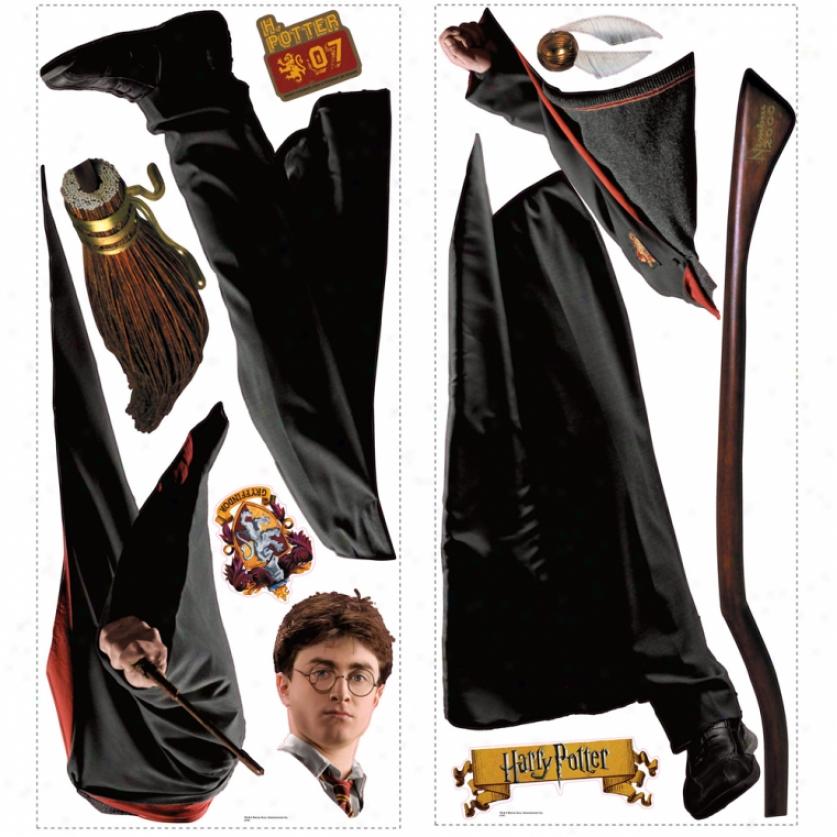Harry Potter(tm) Giant Wall Dexal