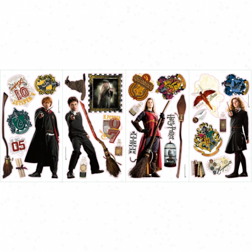 Harry Potter(tm) Wall Decals