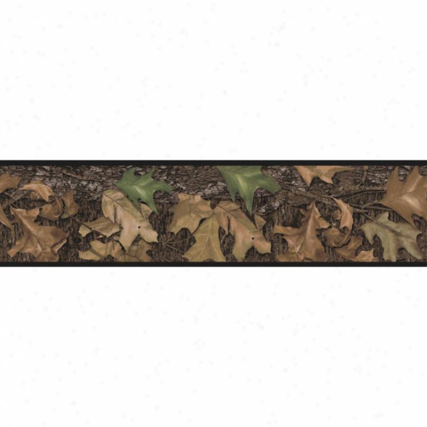 Mossy Oak Camo Peel & Stick Border