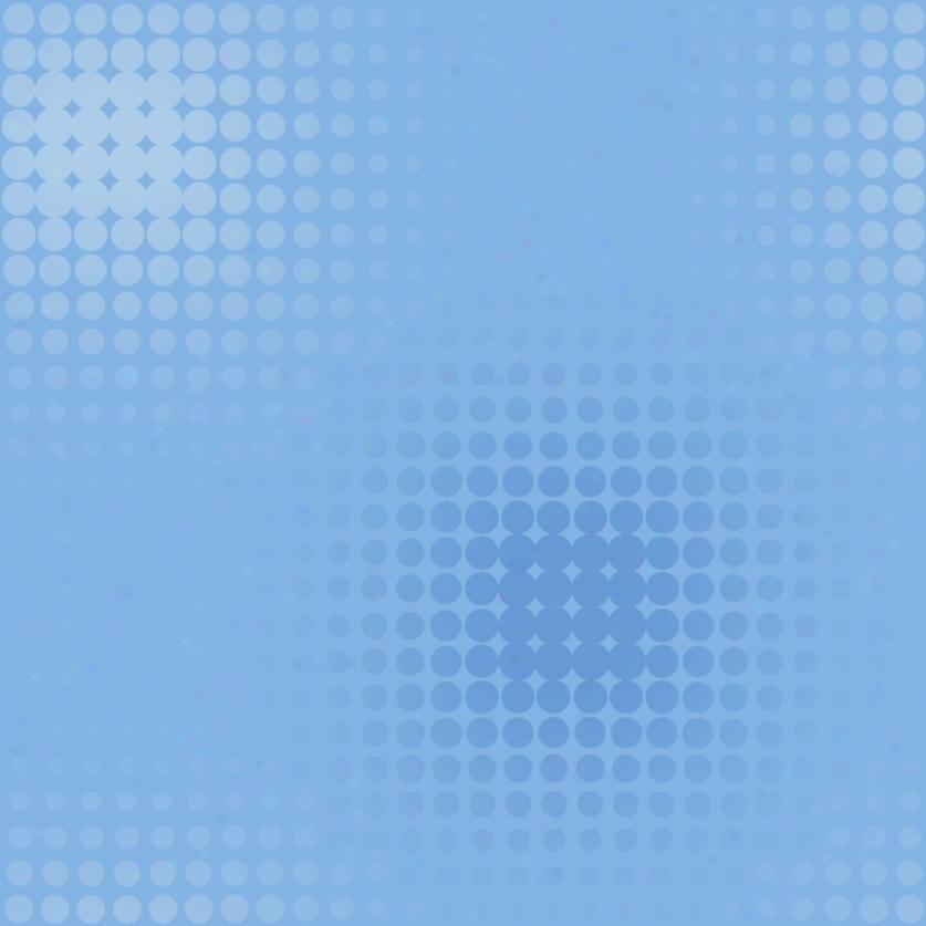 Optical Dots Blue Wallpaper