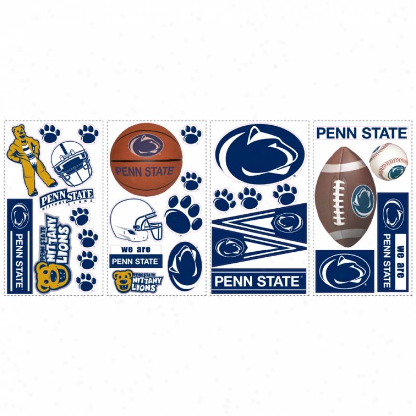 Penn State University Wall Decals