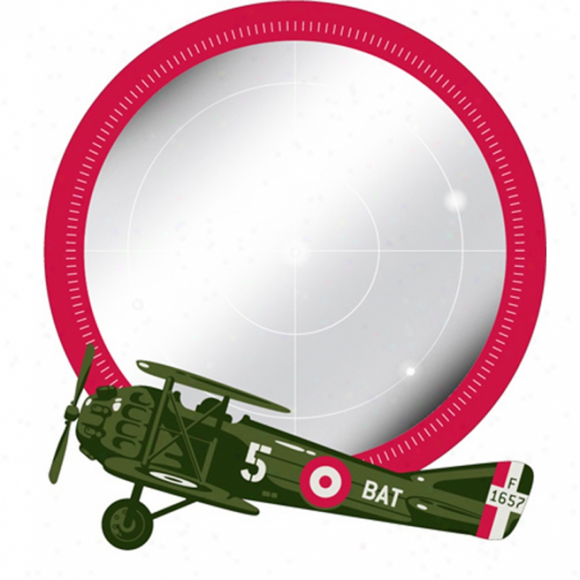 Pilot Small Mirror