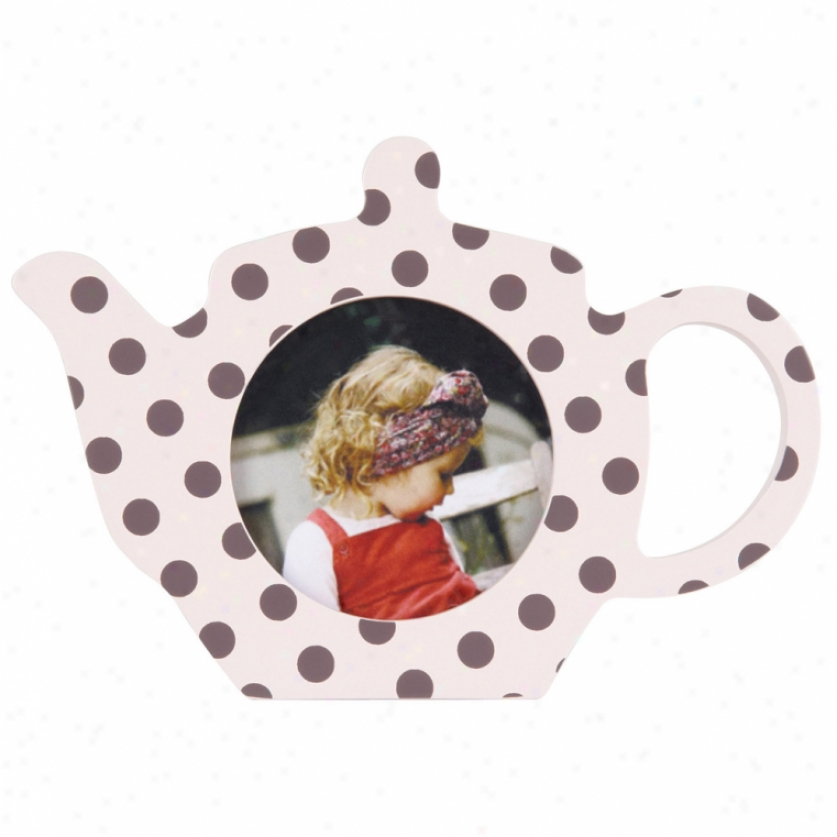 Teapot Photo Frame