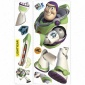 Buzz Lightyear Glow In The Dark Giant Wall Decal