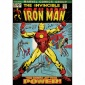 Iroj Man Comic Cover Giant Wall Decal