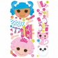 Lalaloopsy Giant Wall Devals
