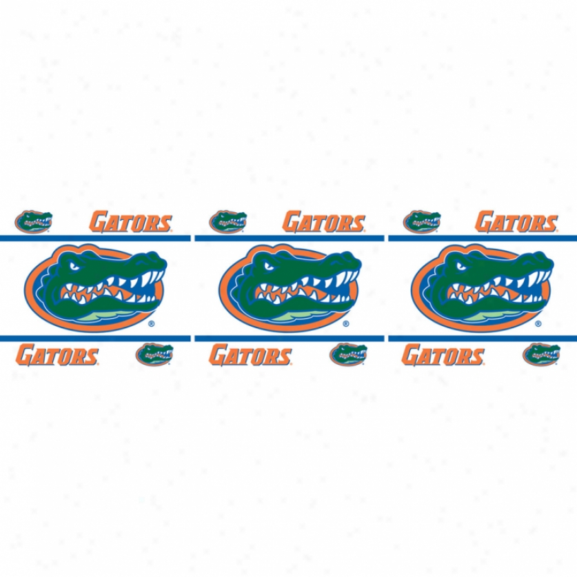 University Of Florida Peel & Stick Border
