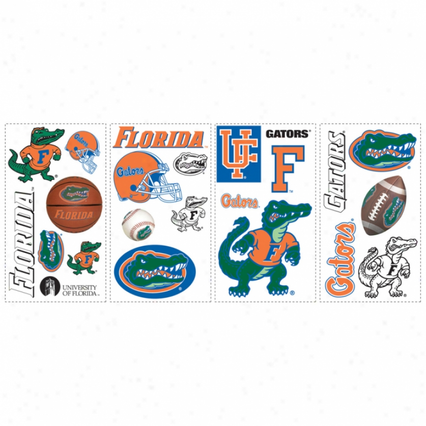 University Of Florida Wall Decals