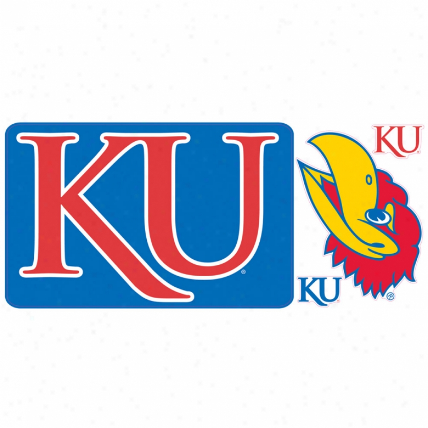 University Of Kansas Giant Wall Decals