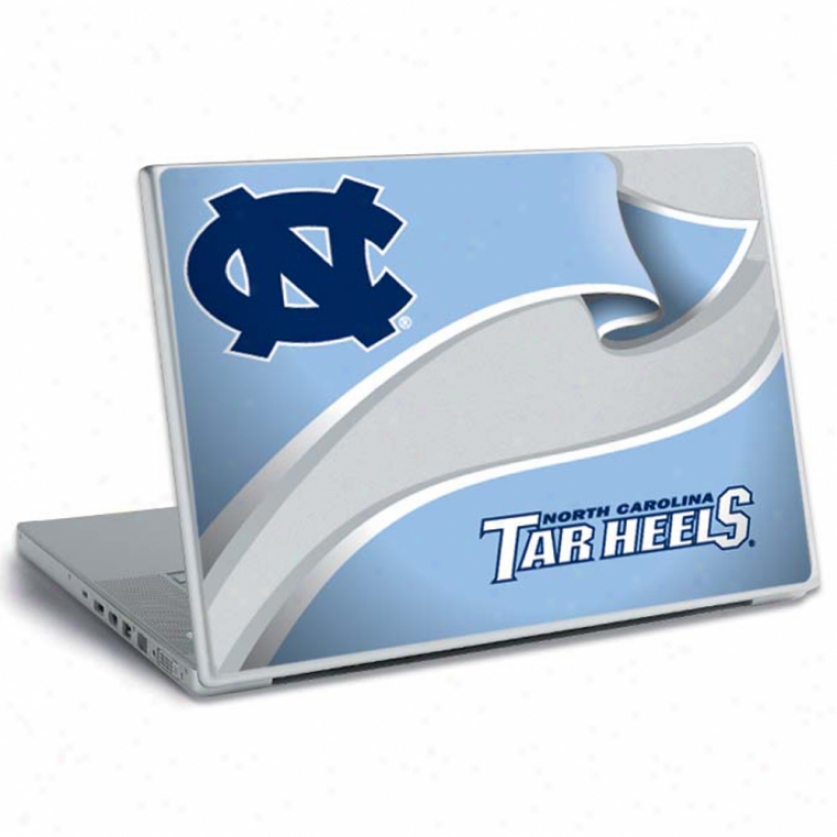 University Of North Carolina Laptop Skin