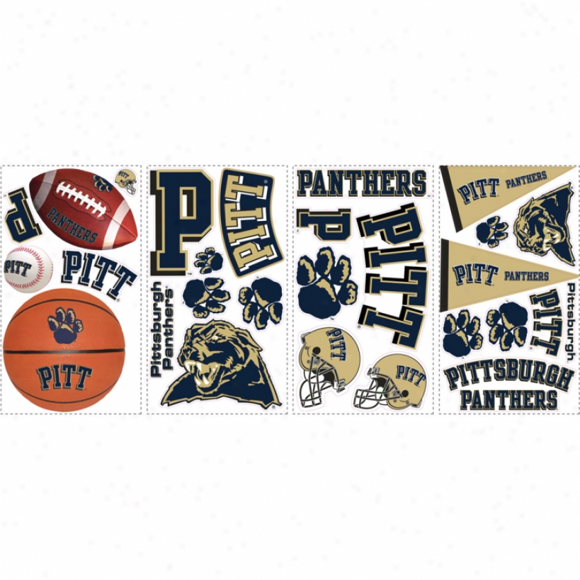 Uinversity Of Pittsburgh Wall Decals