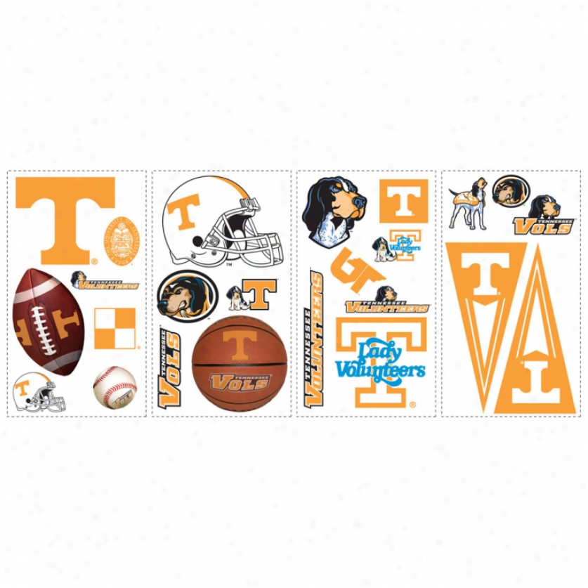 University Of Tennessee Wall Decals