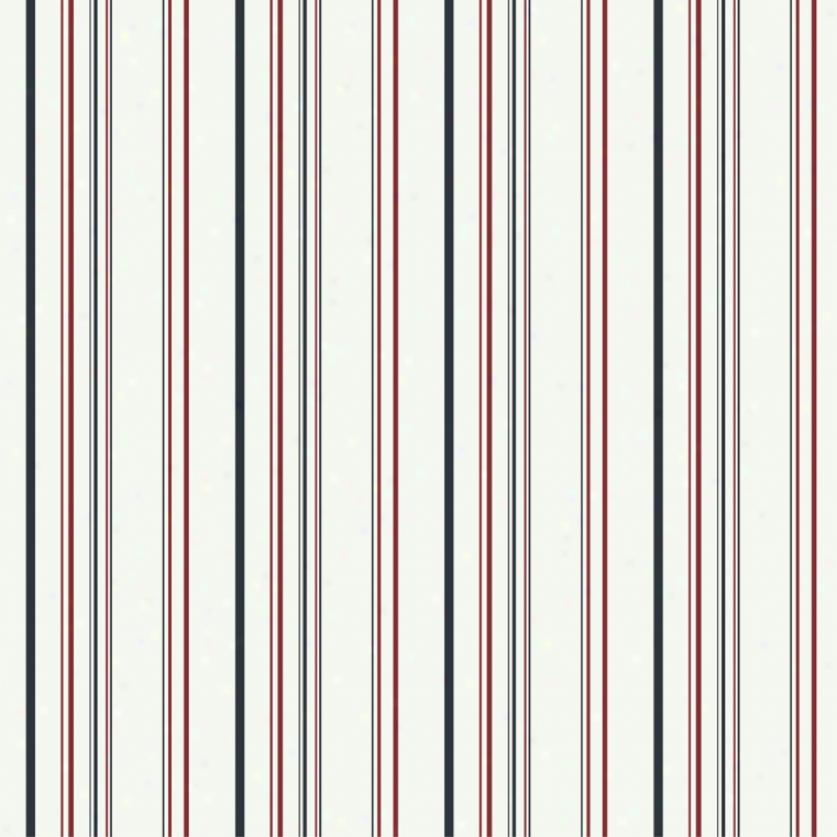 Wild Mlti Stripe Wallpaper