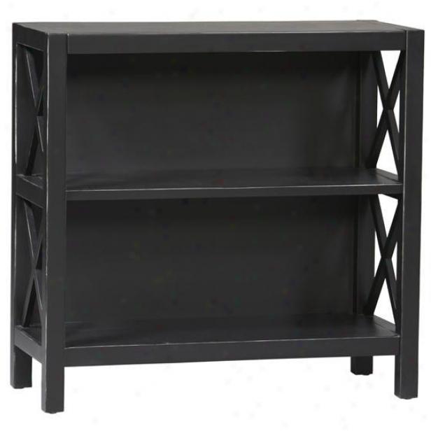Anna 2-shelf Bookcase/bookshelf - Home Decorators Collection Bookcases