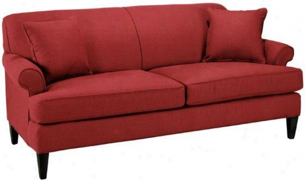 Avery Sofa - Sofa, Red
