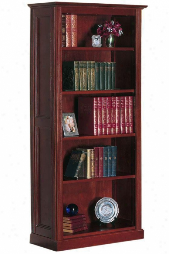 Bookcases From Home Decorators Collection: Hamilton 5-shelf Bookcase/6ookshelf