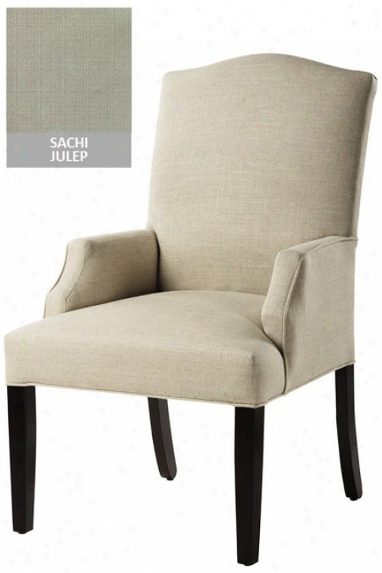 Camel-back Dining Chair - Dining, Sachi Julep