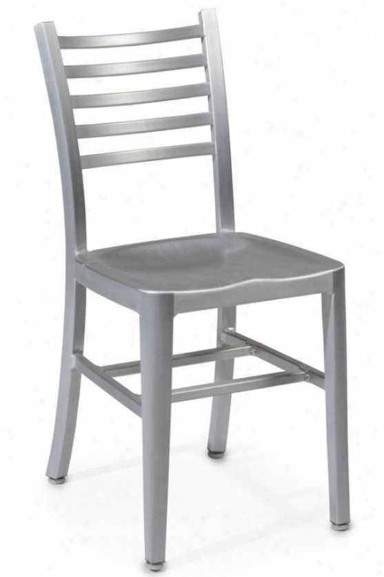 """catarina Side Chair - 33""""h, Aluminum"""