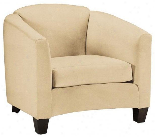 """easley Arm Chair - 39""""hx36""""w, Yellow"""