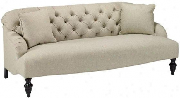Greenwich Sofa - Sofa, Text Solid Grey