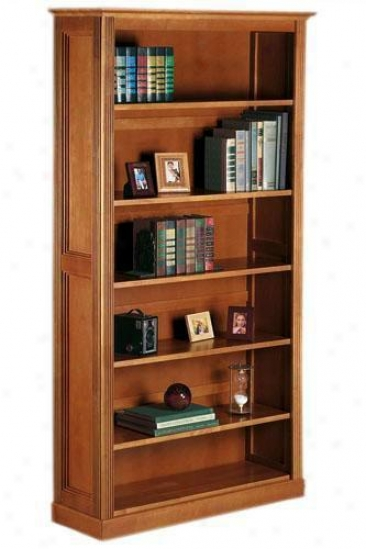 Hamilton Wide 6-shelf Bookcase/bookshelf - Home Decorators Collection Bookcases