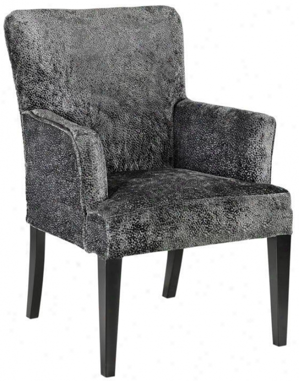 """hammond Arm Chair - 37""""hx26""""w, Gray"""