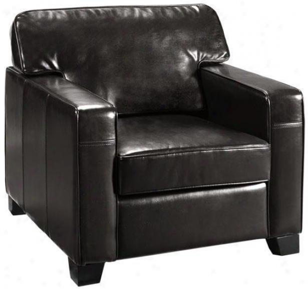 Hartford Club Chairman - Club Chair , Black