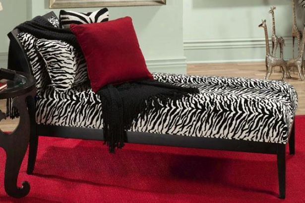 Indoor/all-weather Exterior Patio Chaise Lounges - Safari Chaise Lounge