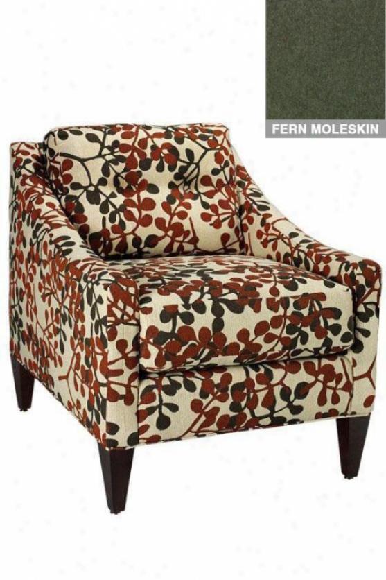 Keller Chair - Chair, Fern Moleskin