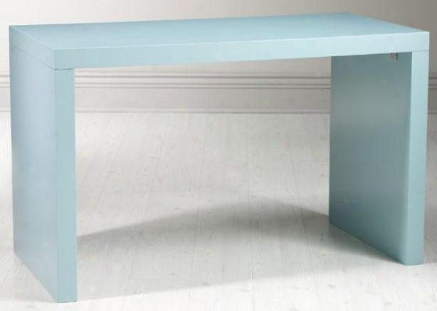 """""""loft Desk - 30""""""""x48"""""""", Blue"""""""
