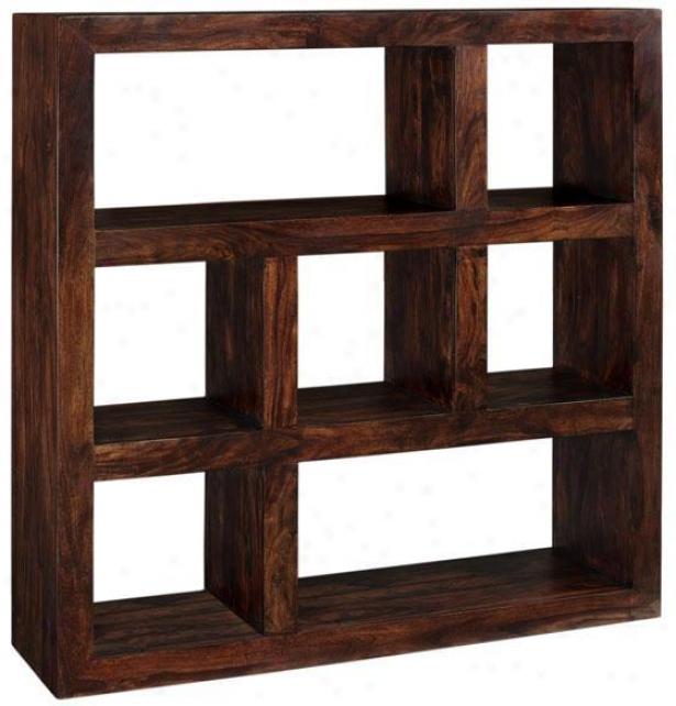 Maldives Wide Bookcase/bookshelf - Home Decorators Collection Bookcases