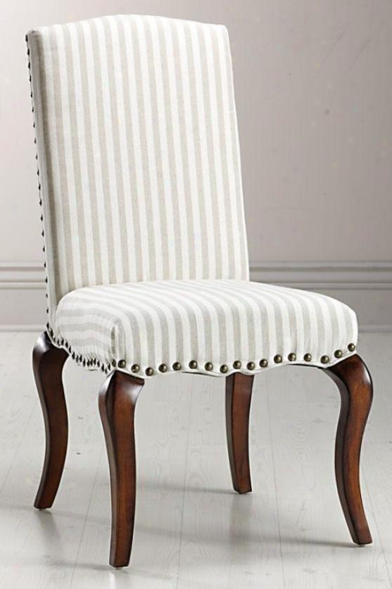 """""""marais Accent Chair - 39""""""""nx21.5""""""""w, Ivory"""""""