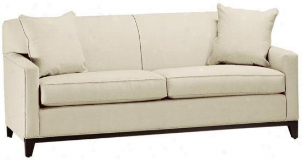 Martin Sofa - Sleeper Couch, Twill Natural