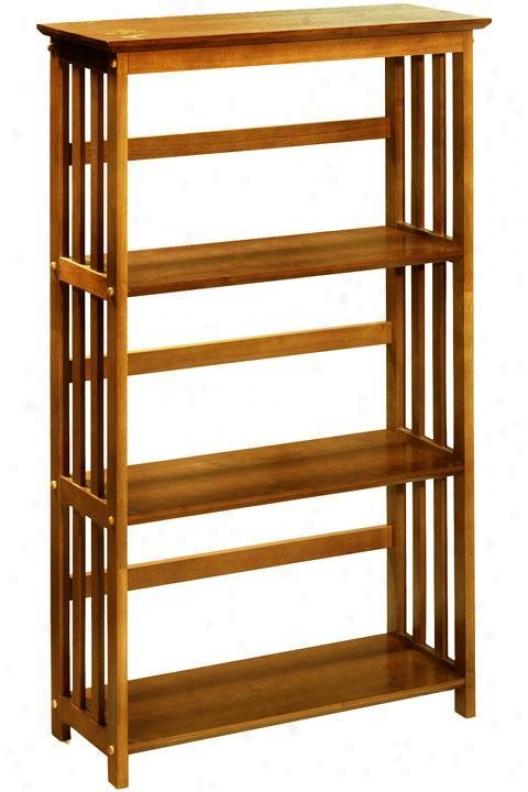 """""""mission-style 29""""""""w 3-shelf Bookshelf/bookcase  - Home Decorators Bookcases"""""""