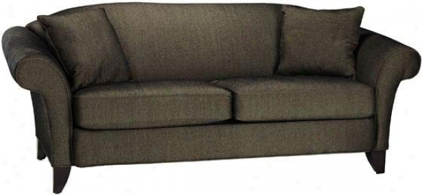 """notting Hill Sofa - 88""""wx36""""h, Black"""