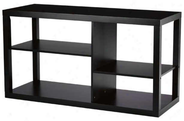 """parsons Media Cabiney - 26""""hx48""""w, Wicked"""