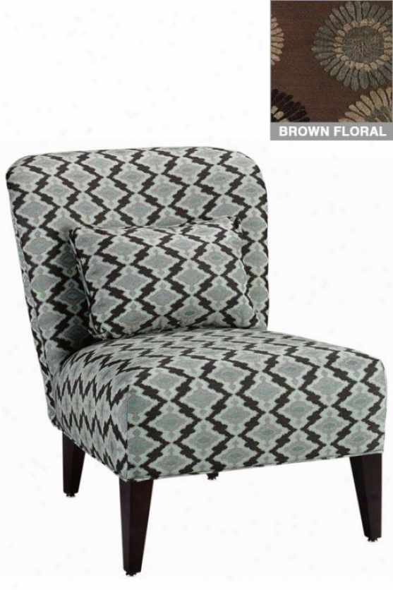 Quincy Chair - Chair, Brown