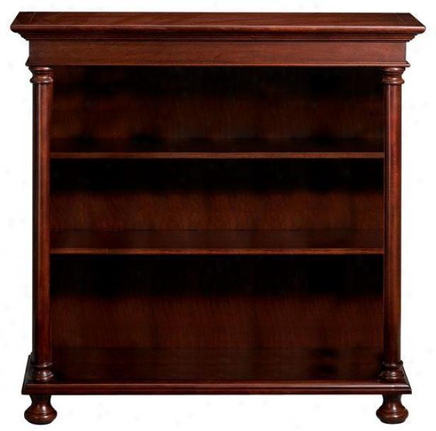 """""""salem 42""""""""w Three-shelf Bookcase/bookshelf - Home Decorators Collection Bookcases"""""""