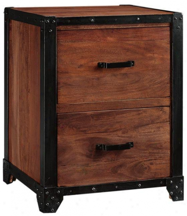 """ypton File Cabinet - 30""""hx24""""s, Reclaimed"""