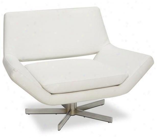 """yield Chair - 30""""hx41""""w, White"""